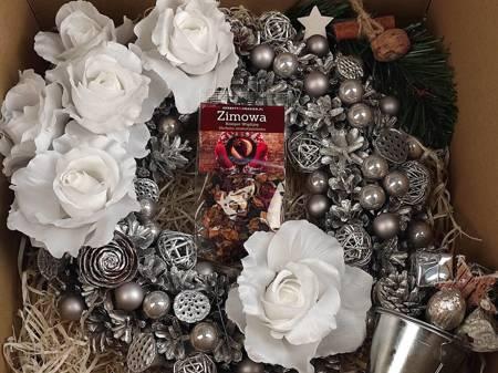 Prezent świąteczny Zestaw Exclusive Silver
