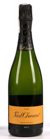 Wino Paul Cheneau - białe musujace wytrawne - 0,75l - Hiszpania (275)