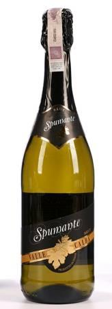Wino Spumante Valle Calda - białe musujace wytrawne - 0,75l - Włochy (276)
